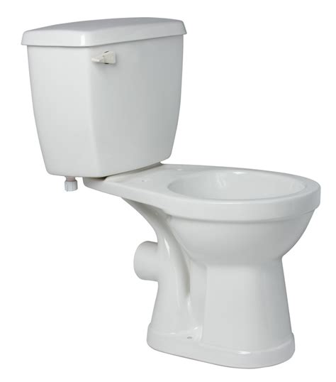 what are the benefits of a rear discharge toilet