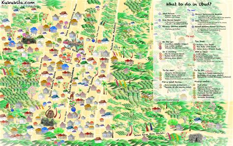 ubud map compressportnederland