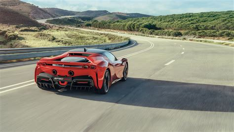 Ferrari sf90 stradale supercar revealed. Sf90 Stradale Ferrari's Hybrid sports car - TOFM