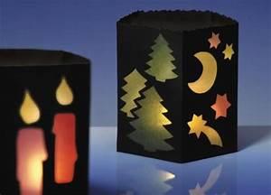 Weihnachtsmann Basteln Aus Pappe : windlicht aus pappe und transparentpapier decora iuni ~ Haus.voiturepedia.club Haus und Dekorationen