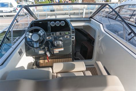 prueba quicksilver activ 875 sundeck boats