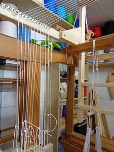 Schnur Am Webstuhl : strick 17 damastweben 2 einrichten des webstuhls ~ Orissabook.com Haus und Dekorationen