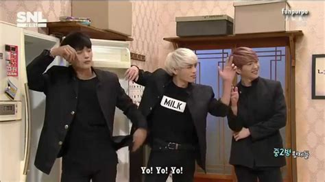 [eng] 150530 Shinee Snl Korea  [the Ill Brothers] Part 1