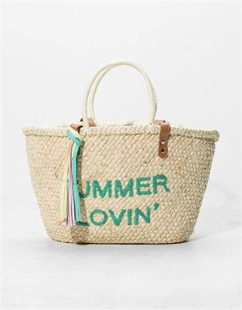 sac de plage tendance 10 sacs de plage tendances et estivales 224 moins de 30 euros maroquinerie bags sacs 224