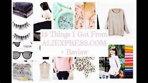15 Things I Got... Aliexpress