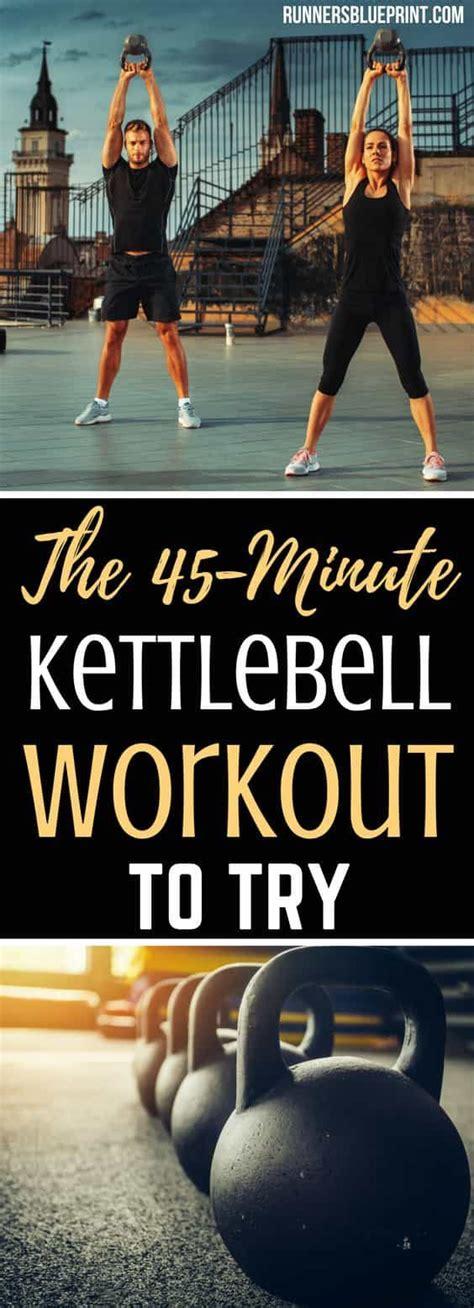 kettlebell runners workout circuit balance runnersblueprint