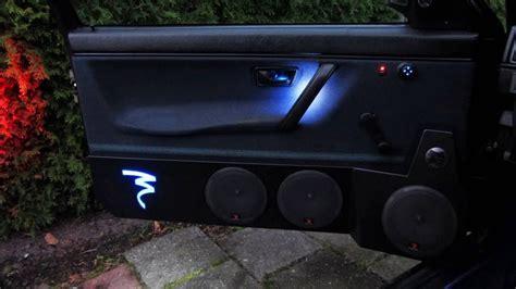 เคร องเส ยงต ดรถยนต car led door courtesy light speakers