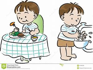 Clipart kids washing hands - BBCpersian7 collections