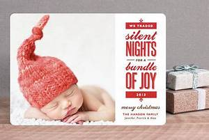 Best 25 Christmas birth announcements ideas on Pinterest