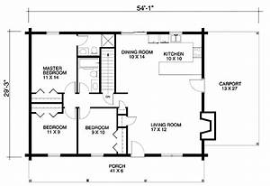 Blueprints for a house - interior4you