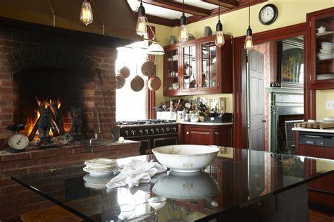 Cozy Kitchen   The Beekman Boys Upstate New York Farm   Lonny