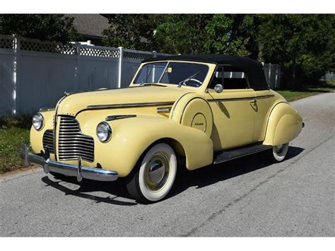 Used Buick Cars For Sale By Owner by 1940 Buick Special Series 46 C Classic Car By Owner