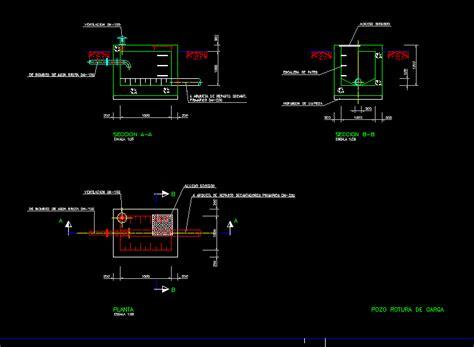 Well Break Load Dwg Block For Autocad Designs Cad