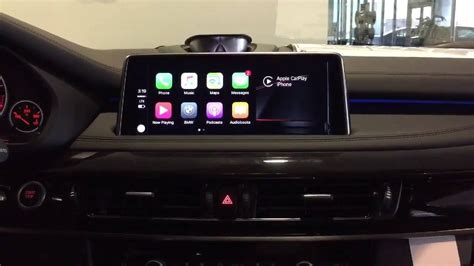 Apple Carplay Inside Bmw With Faith And Amanda From Valley