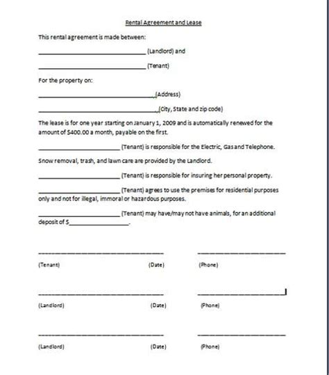 Personal Trainer Templates Free by Printable Sle Personal Contract Template Form
