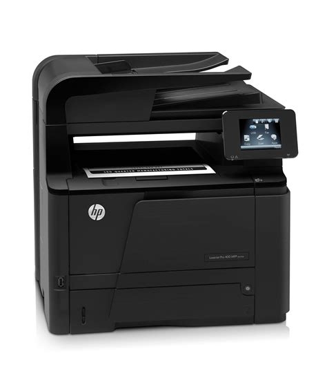 The hp laserjet m402n is a monochrome laser printer designed to provide impressive speed and solid security in a business work environment. HP LaserJet Pro 400 M425dn Laser Printer CF286A - White ...