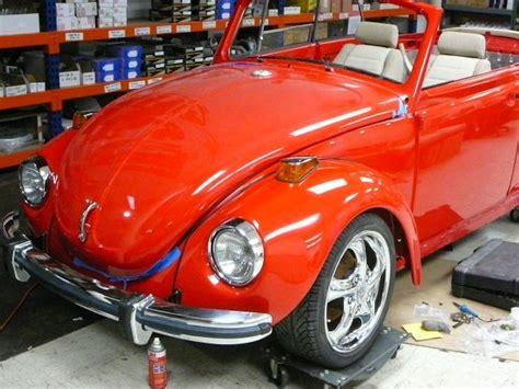 porsche beetle conversion 1972 super beetle 1302 with 944 suspension pelican