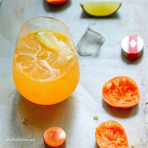 Mandarin Vodka Spritzer A Healthy Life For Me