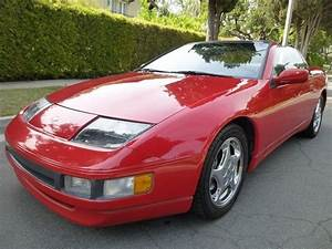 1994 Nissan 300zx Manual Transmission Convertible For Sale