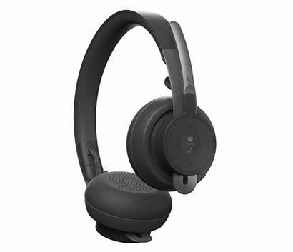 Logitech Wireless Headset Zone Bluetooth Teams Msft
