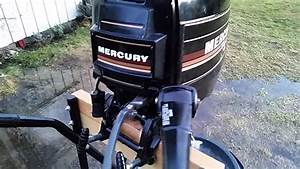 Mercury 110 9 8hp Outboard 2