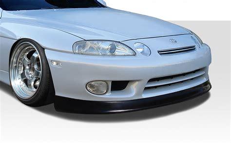 lexus sc300 spoiler lexus sc front bumpers body kit super store ground