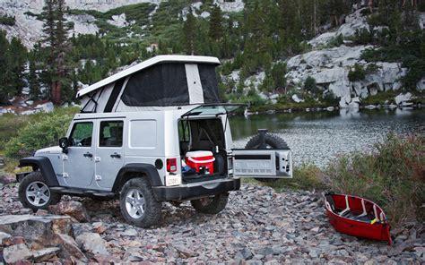 jeep pop up tent trailer 4wd kansas city jeep chrysler dodge ram dealership