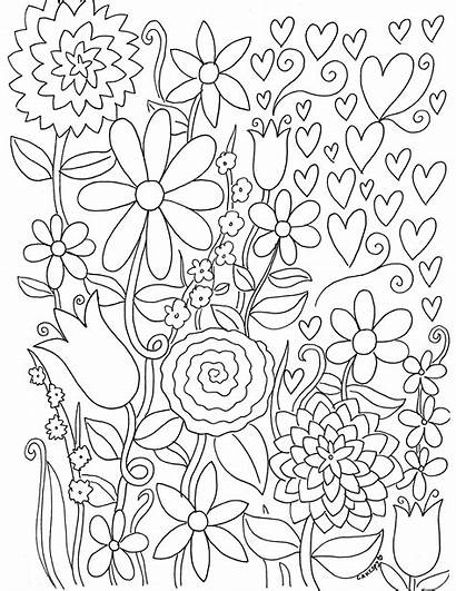 Coloring Pages Craftsy Paint Adults Printable Books