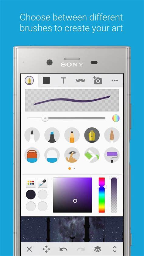 Sony Sketch - Draw & Paint Pro 8.4.A.1.0 دانلود نرم افزار