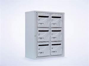 Boites Aux Lettres Originales : boites aux lettres originales design acier vigik ~ Dailycaller-alerts.com Idées de Décoration