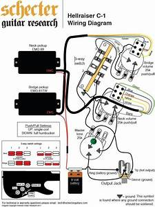 Question  Swapping Emg 81  89tw Out Of A Schecter