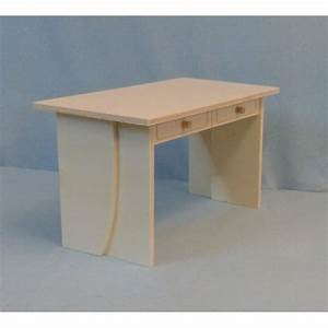 Bureau Miniature En Kit Pour Poupes Mannequins Ex Barbies