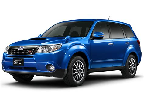 Subaru Forester Ts Is An Sti Toy