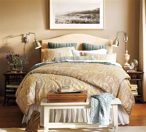 Pottery Barn Bedrooms by Pottery Barn Bedroom Decorating Ideas Furnitureteams