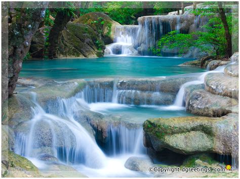 Animated Waterfalls Wallpapers Free - moving waterfall wallpaper wallpapersafari