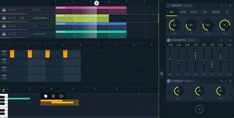 fruity loops studio mobile 6 best audio editing apps for android in 2018