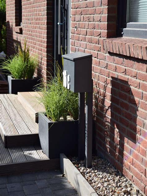 Treppe Eingangsbereich Außen by Hauseingang Gestalten Treppe Vom Eingangsbereich Au 223 En