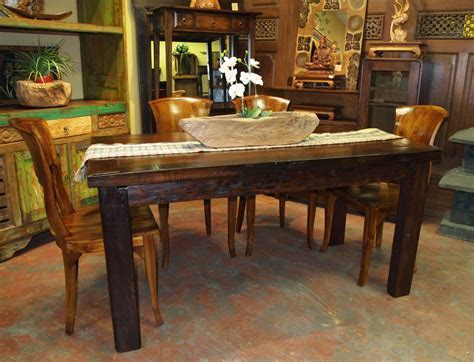 Primitive dining room tables, one wall kitchen farmhouse
