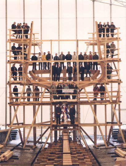 Hermione Bateau Construction by Hermione La Gen 232 Se De La Construction