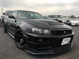 1999 Nissan Skyline R34 Gt-r Vspec
