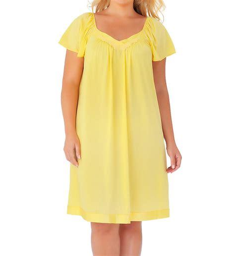 vanity fair clothing vanity fair 30109 coloratura flutter sleeve gown ebay