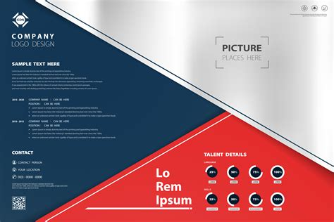 abstract modern design colors template  geometric