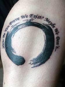 Enso Designs 25 Watercolor Zen Circle Tattoos Ideas