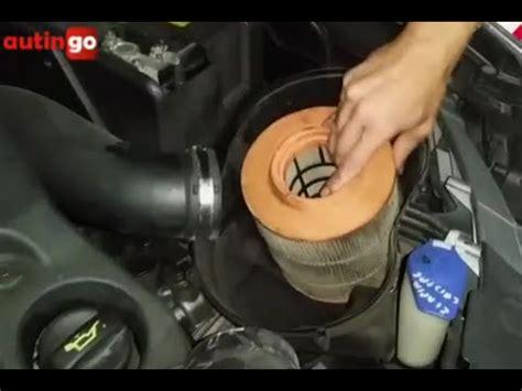 como cambiar filtro ford mondeo youtube