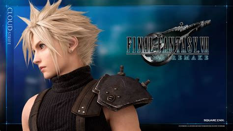 final fantasy  remake cloud strife weapon build guide