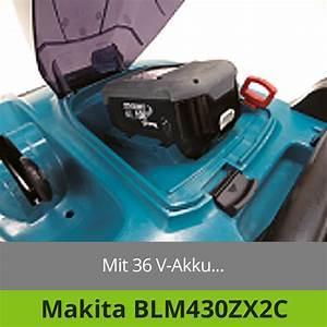 Akku Rasenmäher Mit Radantrieb Test : makita blm430zx2c vergleich akku rasenm her ~ Michelbontemps.com Haus und Dekorationen