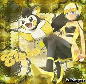 Pokemon Elesa Gif Images | Pokemon Images