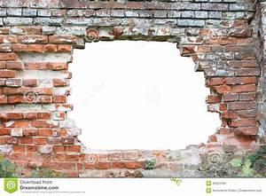 Loch In Der Wand : loch in der wand stockfoto bild 45523784 ~ Lizthompson.info Haus und Dekorationen