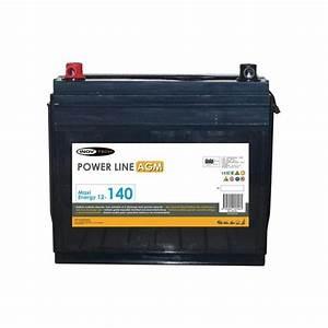 Batterie Agm Camping Car : agm 140 amp res batterie auxiliaire inovtech camping car ~ Medecine-chirurgie-esthetiques.com Avis de Voitures