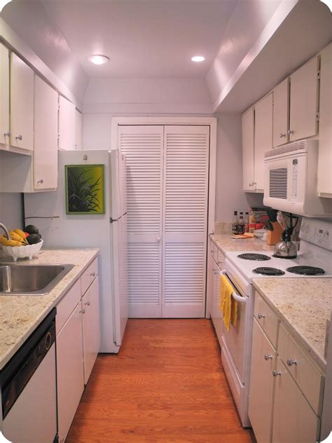 ideas for a galley kitchen small galley kitchen ideas makeovers randy gregory design